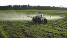 Services for liquid fertilizer